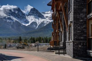 Photo 32: 410 1105 Spring Creek Drive: Canmore Apartment for sale : MLS®# A1116149