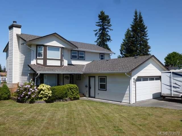 Main Photo: 754 Georgia Dr in CAMPBELL RIVER: CR Willow Point House for sale (Campbell River)  : MLS®# 703070