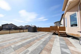 Photo 3: 234 Mosselle Drive in Winnipeg: Amber Trails Residential for sale (4F)  : MLS®# 202108728