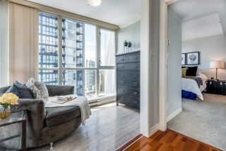"""Photo 6: 2506 1155 SEYMOUR Street in Vancouver: Downtown VW Condo for sale in """"Brava"""" (Vancouver West)  : MLS®# R2387101"""