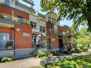 Photo 21: 13 60 Dallas Rd in VICTORIA: Vi James Bay Row/Townhouse for sale (Victoria)  : MLS®# 818335