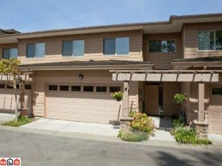 """Photo 21: 33 16655 64 Avenue in Surrey: Cloverdale BC Townhouse for sale in """"Ridgewoods Estates"""" (Cloverdale)  : MLS®# F1013342"""