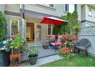 """Photo 19: 18 6238 192ND Street in Surrey: Cloverdale BC Townhouse for sale in """"BAKERVIEW TERRACE"""" (Cloverdale)  : MLS®# F1420554"""