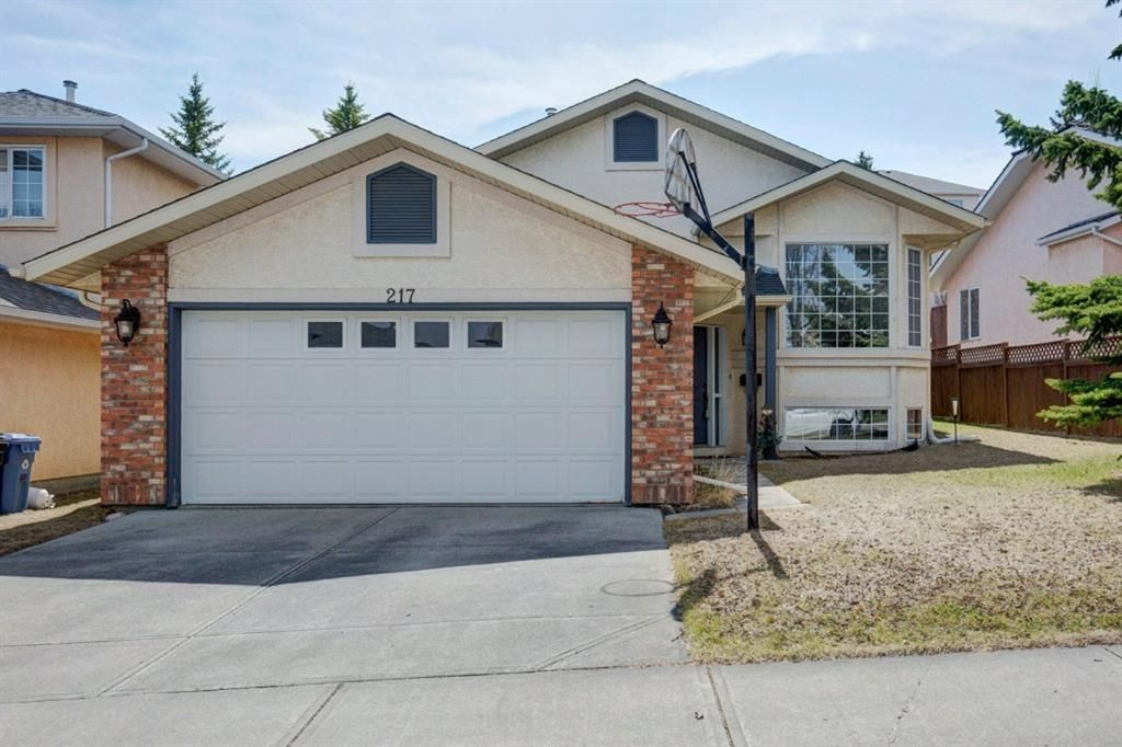 Main Photo: 217 Edgevalley Way NW in Calgary: Edgemont Detached for sale : MLS®# A1101607