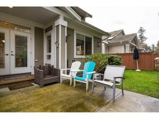 """Photo 19: 35 3500 144 Street in Surrey: Elgin Chantrell Townhouse for sale in """"the Cresents"""" (South Surrey White Rock)  : MLS®# R2154054"""