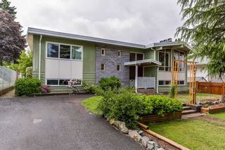 """Photo 1: 10967 JAY Crescent in Surrey: Bolivar Heights House for sale in """"birdland"""" (North Surrey)  : MLS®# R2368024"""