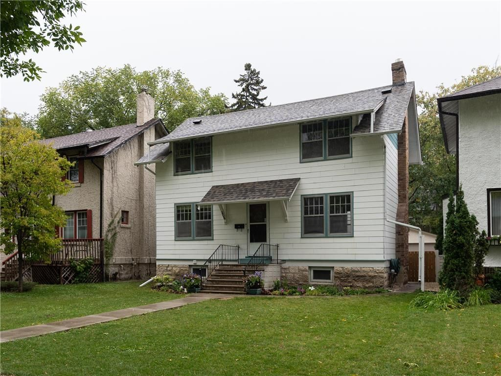 Main Photo: 208 Ash Street in Winnipeg: River Heights North Residential for sale (1C)  : MLS®# 202122963