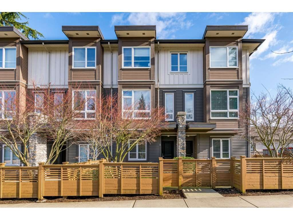 "Main Photo: 2 5888 144 Street in Surrey: Sullivan Station Townhouse for sale in ""ONE44"" : MLS®# R2537709"