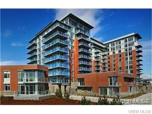 Main Photo: 310 100 Saghalie Road in VICTORIA: VW Songhees Residential for sale (Victoria West)  : MLS®# 340356