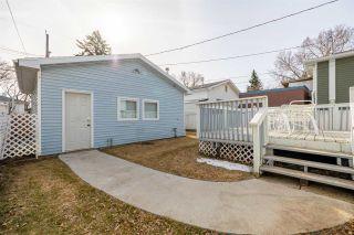 Photo 40: 12115 92 Street in Edmonton: Zone 05 House for sale : MLS®# E4238636