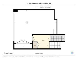 Photo 39: 11 108 Montane Road: Canmore Row/Townhouse for sale : MLS®# A1142478