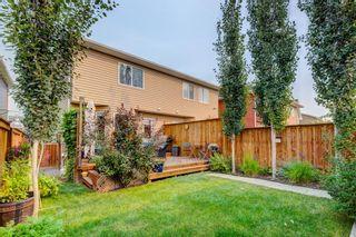 Photo 26: 61 Auburn Springs Boulevard SE in Calgary: Auburn Bay Semi Detached for sale : MLS®# A1135621