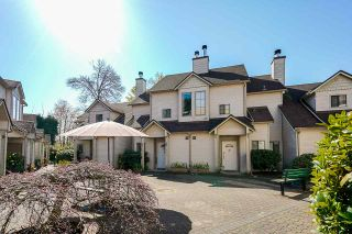 "Photo 1: 51 98 BEGIN Street in Coquitlam: Maillardville Townhouse for sale in ""LE PARC"" : MLS®# R2568192"