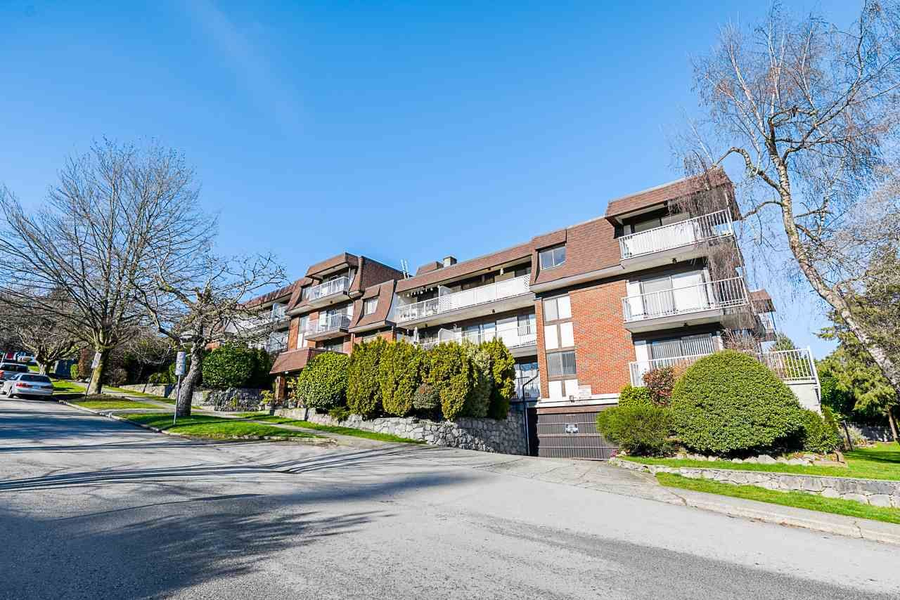Main Photo: 307 331 KNOX STREET in New Westminster: Sapperton Condo for sale : MLS®# R2536013