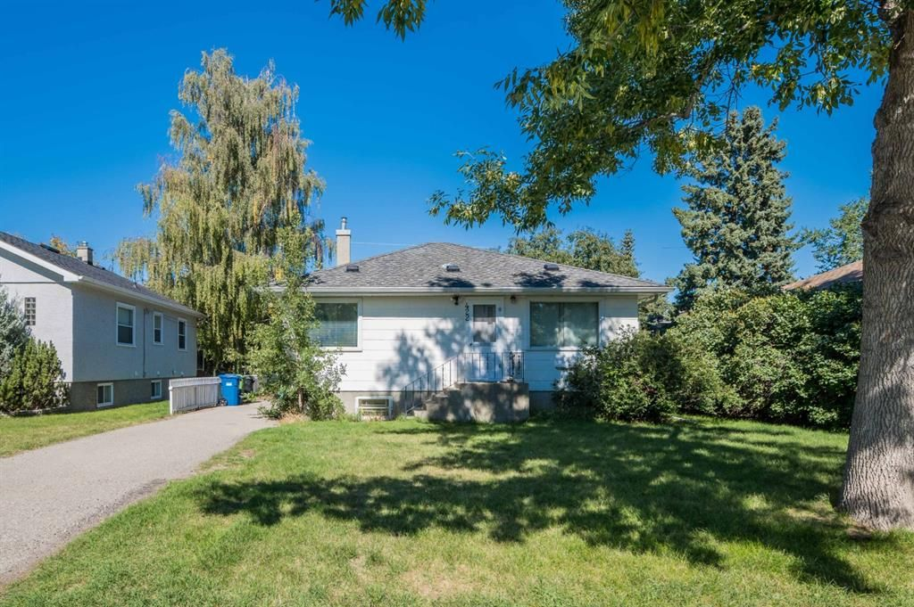 Main Photo: 422 36 Avenue NW in Calgary: Highland Park Detached for sale : MLS®# A1144423