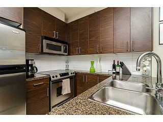 """Photo 5: 1005 2355 MADISON Avenue in Burnaby: Brentwood Park Condo for sale in """"ONE MADISON AVE"""" (Burnaby North)  : MLS®# V1006263"""