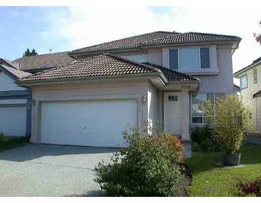 Main Photo: 1315 AMAZON CT in Port_Coquitlam: Riverwood House for sale (Port Coquitlam)  : MLS®# V289548