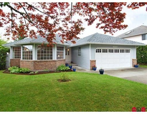 Main Photo: 18838 60 Avenue in Surrey: House for sale (Cloverdale)  : MLS®# F2909196