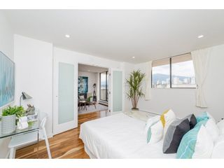 """Photo 10: 1904 145 ST. GEORGES Avenue in North Vancouver: Lower Lonsdale Condo for sale in """"TALISMAN TOWERS"""" : MLS®# R2260012"""