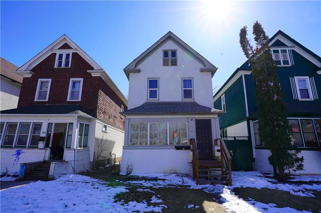 Main Photo: 258 Cathedral Avenue in Winnipeg: North End Residential for sale (4C)  : MLS®# 202104228