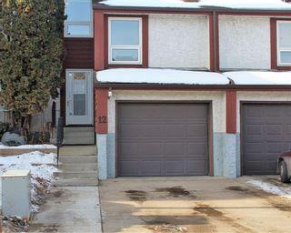 Photo 1: 12 LORELEI Close in Edmonton: Zone 27 Townhouse for sale : MLS®# E4224877