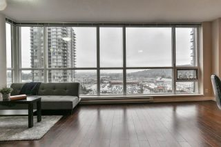 """Photo 5: 1605 2978 GLEN Drive in Coquitlam: North Coquitlam Condo for sale in """"Grand Central One"""" : MLS®# R2534057"""