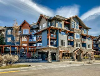Photo 1: 112 170 Kananaskis Way: Canmore Apartment for sale : MLS®# A1087943