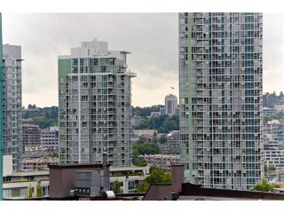 """Photo 9: 706 928 RICHARDS Street in Vancouver: Yaletown Condo for sale in """"THE SAVOY"""" (Vancouver West)  : MLS®# V911240"""