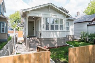 Main Photo: 485 Redwood Avenue in Winnipeg: Shaughnessy Heights Residential for sale (4A)  : MLS®# 202105222