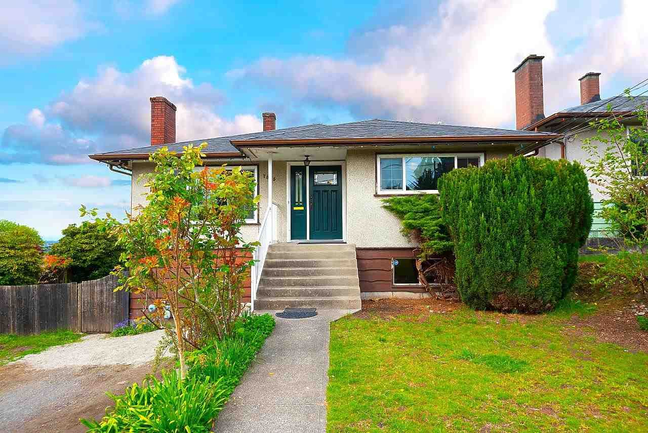 Main Photo: 7815 DOW Avenue in Burnaby: South Slope House for sale (Burnaby South)  : MLS®# R2573483