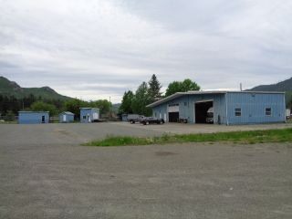 Photo 1: 4403 Airfield Road: Barriere Commercial for sale (North East)  : MLS®# 140530