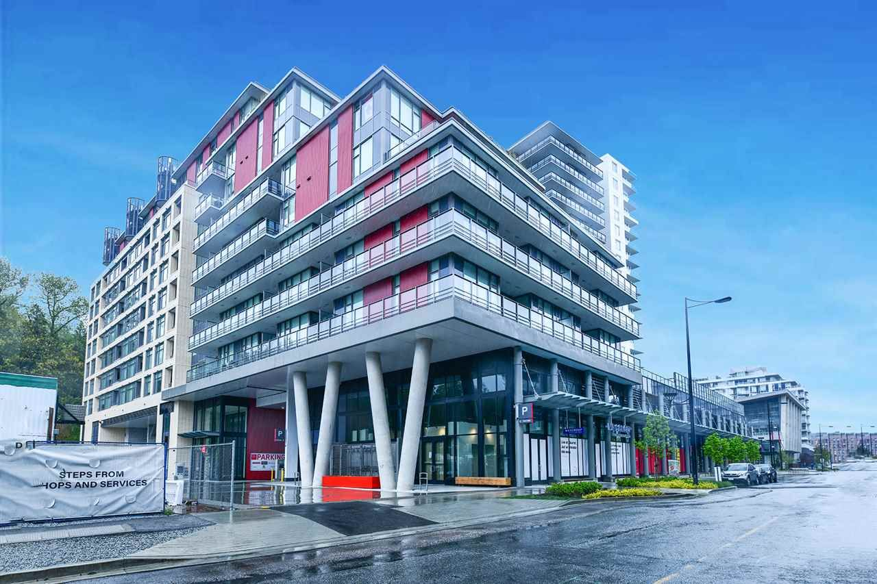 """Main Photo: 211 3451 SAWMILL Crescent in Vancouver: South Marine Condo for sale in """"OPUS AT QUARTET"""" (Vancouver East)  : MLS®# R2571719"""
