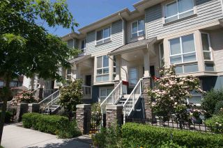 """Photo 1: 10 6180 ALDER Street in Richmond: McLennan North Townhouse for sale in """"TURNBERRY LANE"""" : MLS®# R2176441"""