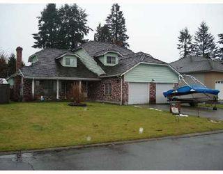 Photo 1: 12222 212TH Street in Maple_Ridge: Northwest Maple Ridge House for sale (Maple Ridge)  : MLS®# V686841