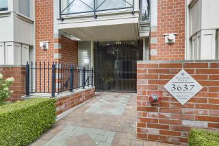 """Photo 1: 401 3637 W 17TH Avenue in Vancouver: Dunbar Townhouse for sale in """"HIGHBURY HOUSE"""" (Vancouver West)  : MLS®# R2311550"""