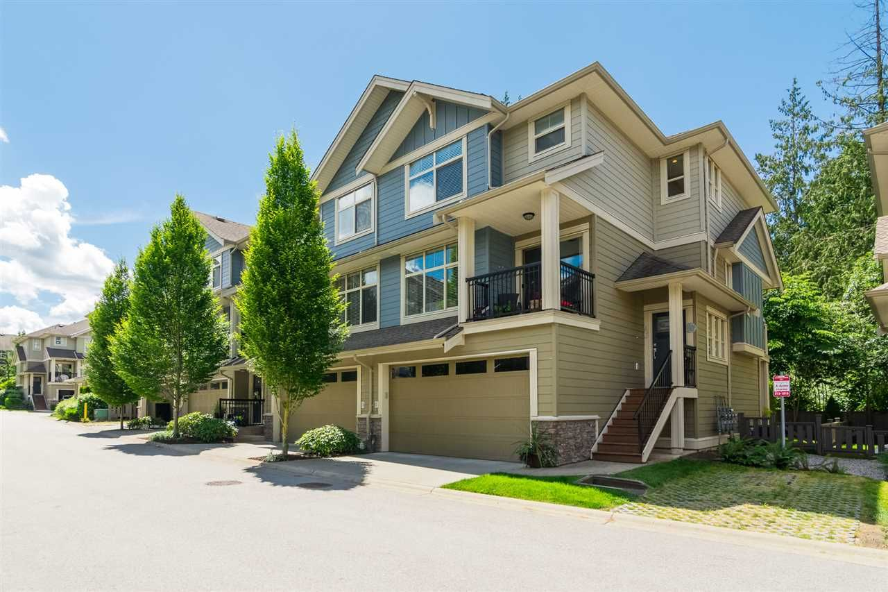 """Main Photo: 43 22225 50 Avenue in Langley: Murrayville Townhouse for sale in """"Murray's Landing"""" : MLS®# R2277212"""