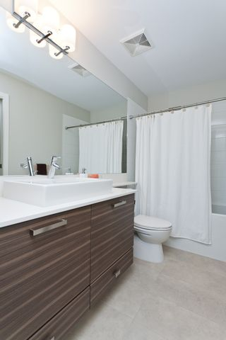 """Photo 14: 13 6965 HASTINGS Street in Burnaby: Sperling-Duthie Townhouse for sale in """"CASSIA"""" (Burnaby North)  : MLS®# V1027576"""