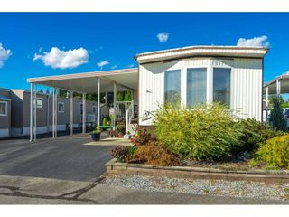 """Photo 3: 157 27111 0 Avenue in Langley: Aldergrove Langley Manufactured Home for sale in """"Pioneer Park"""" : MLS®# R2616701"""