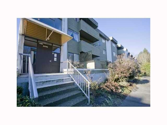 """Main Photo: 33 2446 WILSON Avenue in Port Coquitlam: Central Pt Coquitlam Condo for sale in """"ORCHARD VALLEY ESTATES"""" : MLS®# V817599"""