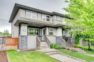 Photo 2: 217 CHAPARRAL VALLEY Drive SE in Calgary: Chaparral Semi Detached for sale : MLS®# A1119212