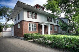 Photo 1: 214 Oxford Street in Winnipeg: River Heights North Single Family Detached for sale (1C)  : MLS®# 1917710