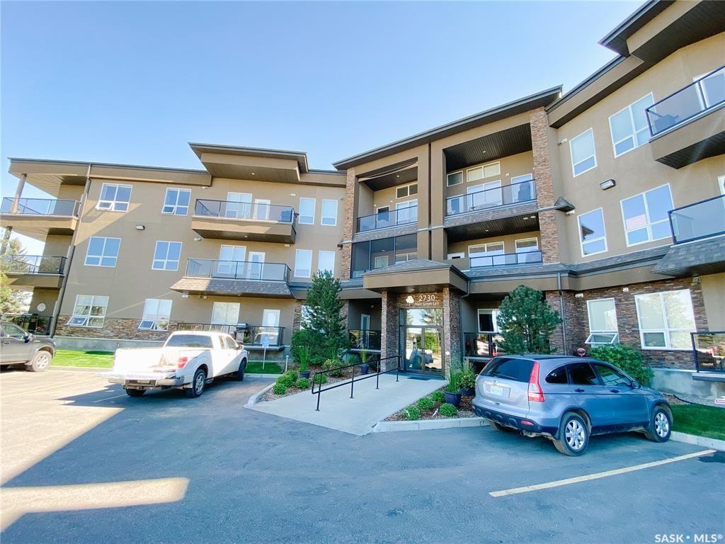 Main Photo: 110 2730 Main Street East in Saskatoon: Greystone Heights Residential for sale : MLS®# SK870145