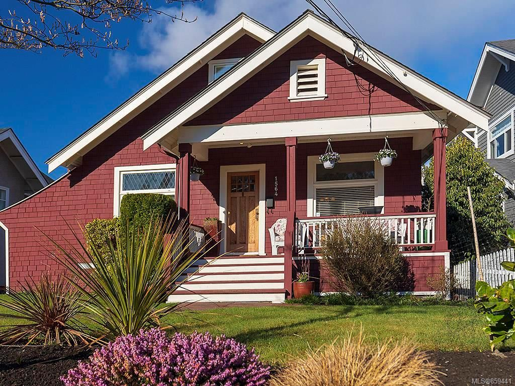 Main Photo: 1564 Monterey Ave in : OB North Oak Bay House for sale (Oak Bay)  : MLS®# 859441