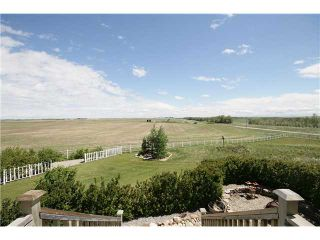 Photo 20: 29403 Rge Rd 292 in CARSTAIRS: Rural Mountain View County Residential Detached Single Family for sale : MLS®# C3620731