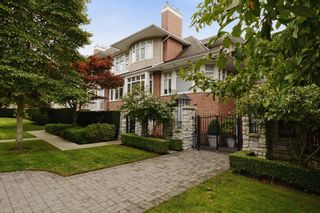 """Photo 1: 210 3088 W 41ST Avenue in Vancouver: Kerrisdale Condo for sale in """"LANESBOROUGH"""" (Vancouver West)  : MLS®# V1048827"""