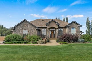 Photo 1: 507 MANOR POINTE Court: Rural Sturgeon County House for sale : MLS®# E4261716