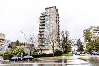 "Photo 1: 703 567 LONSDALE Avenue in North Vancouver: Lower Lonsdale Condo for sale in ""The Camelia"" : MLS®# R2442781"