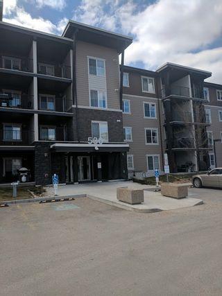 Photo 1: 302, 530 Watt Boulevard in Edmonton: Condo for rent