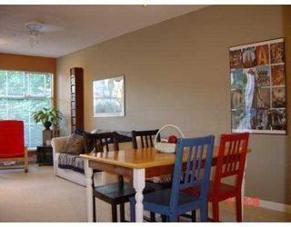 "Photo 3: 221 2678 DIXON Street in Port_Coquitlam: Central Pt Coquitlam Condo for sale in ""SPRINGDALE"" (Port Coquitlam)  : MLS®# V654123"
