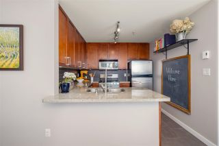"""Photo 9: 412 2055 YUKON Street in Vancouver: False Creek Condo for sale in """"Montreux"""" (Vancouver West)  : MLS®# R2588587"""